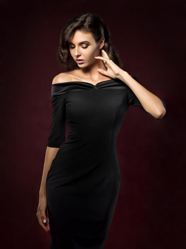 model-rochie-seara-xxl