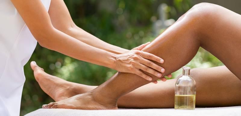 masaj anticelulitic cu ulei de masaj